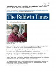 The Baldwin Times Article- The Truth Is Out There Baldwin County_ Posted Thursday, May 24, 201...jpg